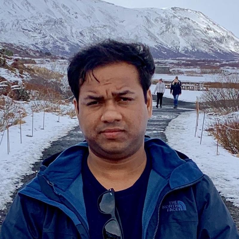 Vikram Mohanty